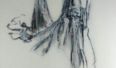 großer Trauben, 2015, Öl auf Leinwand,110 x 150 cm © Dieter Konsek